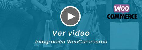 Integración con WooCommerce